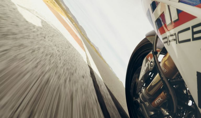 BMW Motorrad Dreh 2