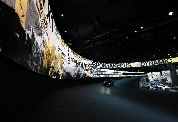 BMW Internationale Automobil-Ausstellungen 9