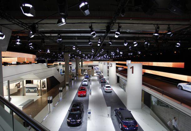 BMW Internationale Automobil-Ausstellungen 5