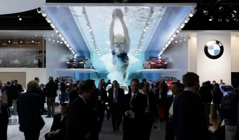 BMW Motorshow Detroit 2012 4