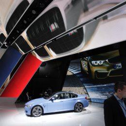 BMW M Detroit Motor Show 2014