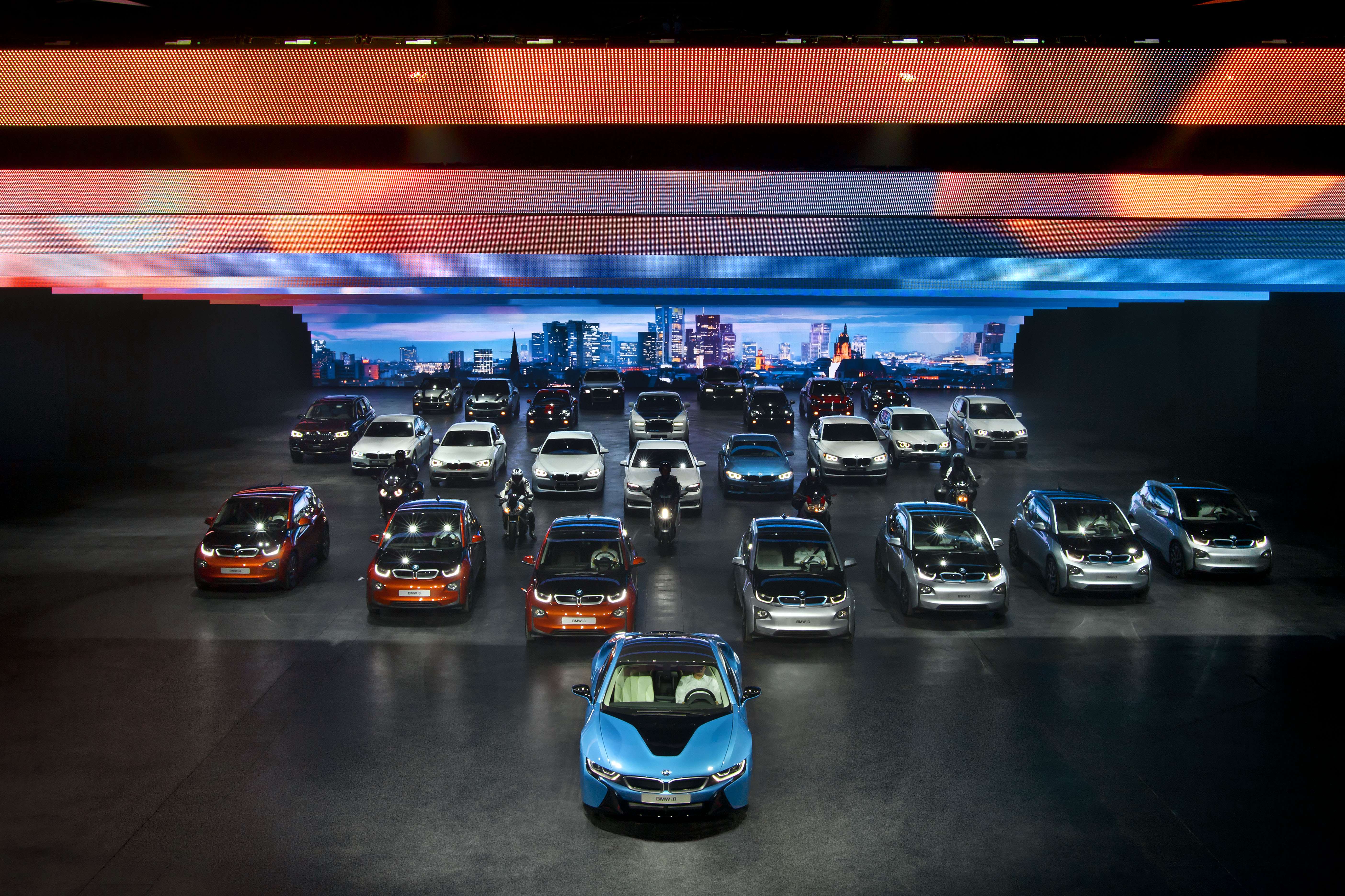 BMW Group Presseshow 5